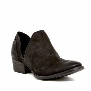 Rebels Low Ankle Leather Boots